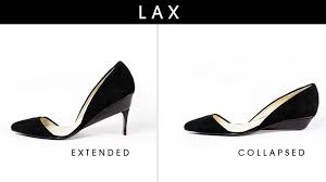 Comfortable Stylish Heels Fashionable Comfort Runway Heels Launches Industry U0027s First