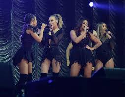 little mix show little mix show black isn t boring as they perform at key 103