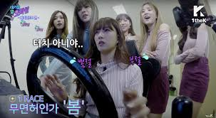 watch apink pushes the pedal to the metal as racing fiends soompi