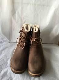 ugg s boots chocolate ugg luisa s boots chocolate size 8 5 ebay