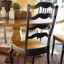 hgtv home design studio at bassett bench made side chair bassett home furnishings