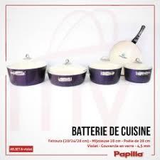 batterie de cuisine schumann batterie de cuisine à prix moins cher en tunisie myshop