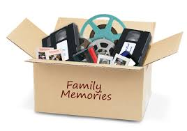 family memories captured with yesvideo baby dickey