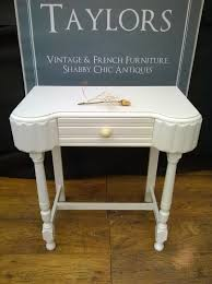 Shabby Chic Secretary Desk by Sold