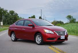 nissan sentra race car review 2015 nissan sentra sv canadian auto review