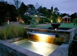 garden lighting ideas garden and exterior lights ideas l