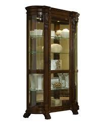 curio cabinet pulaski corner curio cabinet bedroom sets dining