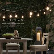 Backyard String Lighting Ideas Deck String Lighting Ideas