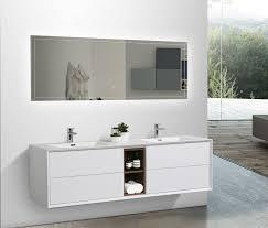 bathroom furniture set bathroom funiture in walnut white