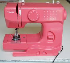 janome sewing machine pink sewing machine pinterest