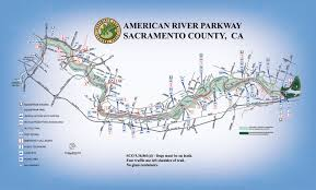 Maps Sacramento Maps American River Parkway Volunteer Equestrian Trail Patrol