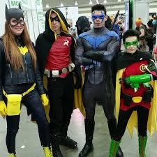 Batman Batgirl Halloween Costumes 65 Halloween Comic Images Comic