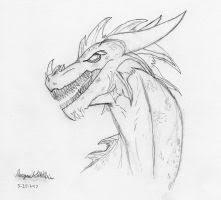 wrognoth soldier sketch by maverick werewolf on deviantart