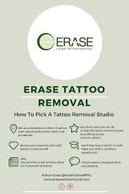 erase tattoo removal