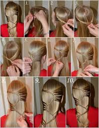 step by step hairstyles for long hair with bangs and curls latest party hairstyles step by step 2017 for girls party hairstyles