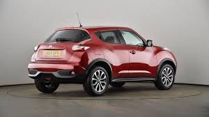 nissan juke red used nissan juke 1 6 tekna 5dr xtronic red lm64ofv swindon