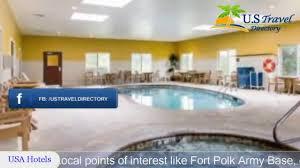 Hotel Liquidators Miami by Comfort Suites Fort Polk Leesville Hotels Louisiana Youtube