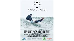 a walk on water comes to the east coast grindtv com