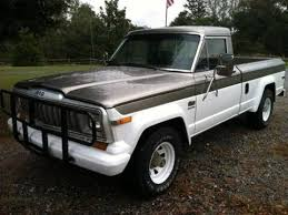 jeep j truck jeep j 10 for sale in carsforsale com