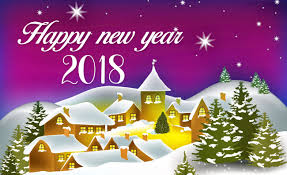 happy new year 2018 greetings new year greeting cards