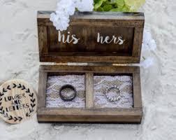 wedding rings in box oak ring box ring bearer box engagement ring box wedding back