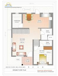 duplex floor plans house plan and elevation sq ft kerala home