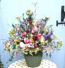 dried flower arrangements large dried flower arrangements