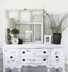 gorgeous farmhouse buffet get this look for your next painted