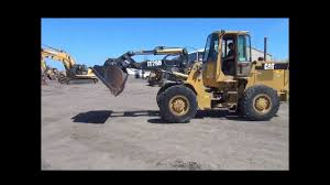 1992 caterpillar it28b wheel loader for sale sold at auction