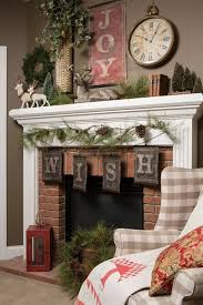 fireplace decorating ideas best 25 christmas mantels ideas on pinterest christmas