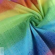 rainbow black friday didymos rainbow hemp woven wrap didymos little zen one