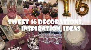 sweet 16 birthday party ideas low key sweet 16 party ideas