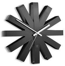wanduhr modern wanduhr schwarz modern ideen rund um zeitmesser