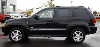 gray jeep grand cherokee with black rims jeep grand cherokee wk 65th anniversary edition jeeps