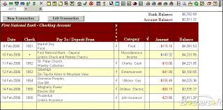 Microsoft Excel Check Register Template Free Checkbook For Excel Checkbook For Excel 5 3