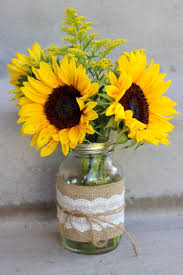 best 25 sunflower centerpieces ideas on sunflower