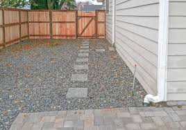 how to install paver patio paver patio u0026 fence in south olympia ajb landscaping u0026 fence