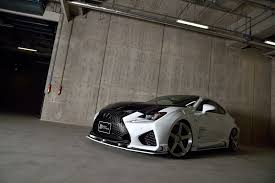 lexus car body parts lexus rc f tuned by rowen japan with carbon parts and titanium