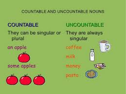 Exercises Count And Non Count Nouns Countable Nouns How To Articles Teaching And