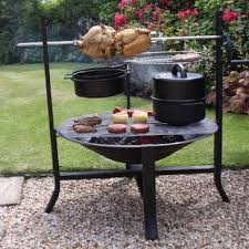 sit around grill table fire pits