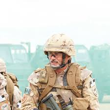 gross thanksgiving pictures paul gross gets his hands dirty in afghanistan