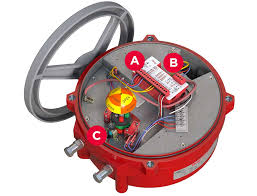 bray electric actuator series 70 modulating or on off