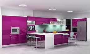 purple kitchen design purple kitchen cabinets glossy purple kitchen cabinet doors design