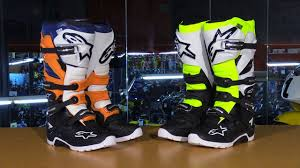 safest motorcycle boots alpinestars tech 7 enduro motorcycle boots 2017 overview youtube