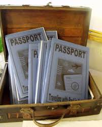bible passports print out all books of bible and have them