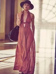 Best 25 Free People Maxi Dress Ideas On Pinterest Gypsy Look
