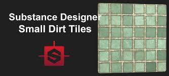 substance designer tutorial small dirt tiles youtube