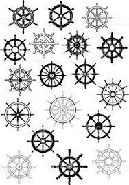 wheel marine wooden stock image image 26513771 tattoos