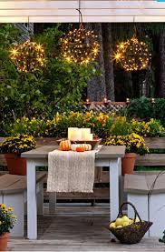 christmas hanging baskets with lights repurpose flower basket chandelier diy neat decorating tips