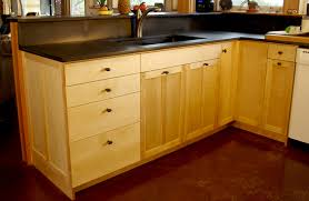 How To Clean The Kitchen Cabinets Birch Custom Kitchen Cabinets Stauffer Woodworking